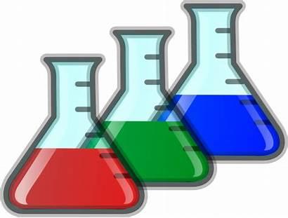 Beakers Beaker Science Clipart Clip Cartoon Flask