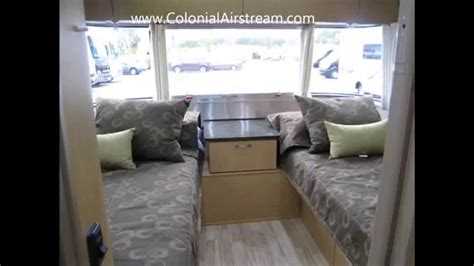 airstream flying cloud  twin bed travel trailer
