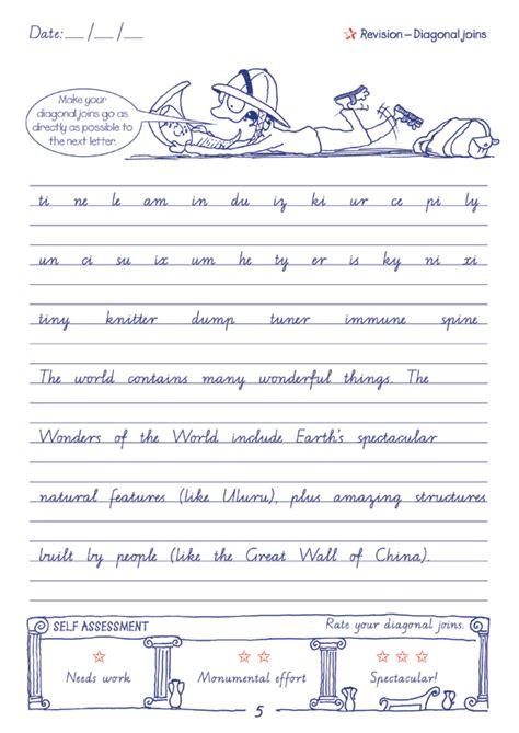 targeting handwriting vic student book year  pascal