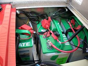 Bass Tracker Battery Compartment Pics