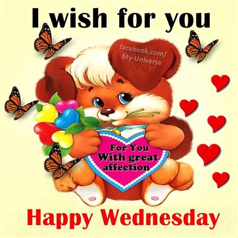 Images Of Happy Wednesday I Wish For You A Happy Wednesday Pictures Photos And