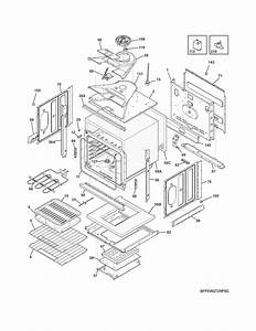 Frigidaire Ffew2725psc Electric Wall Oven Parts