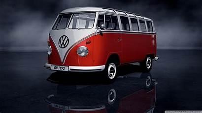 Bus Kombi Vw Fusca Beetle Variant 4k