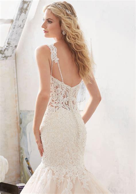 Marciela Wedding Dress Style 8118 Morilee