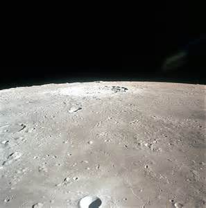 View of Earth From Moon Apollo