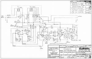 Electrovoice 667 Preamp    Eq - Component Questions