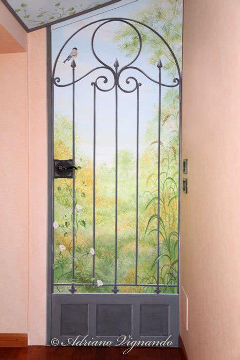 Porta Porta by Trompe L Oeil Su Porte Porte