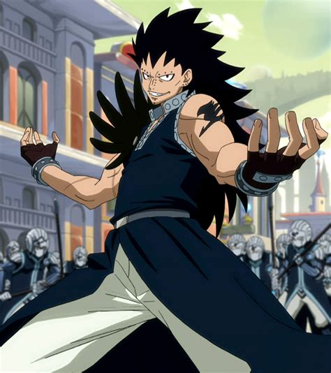 fairy tail anime gajeel gajeel fairy tail quotes quotesgram