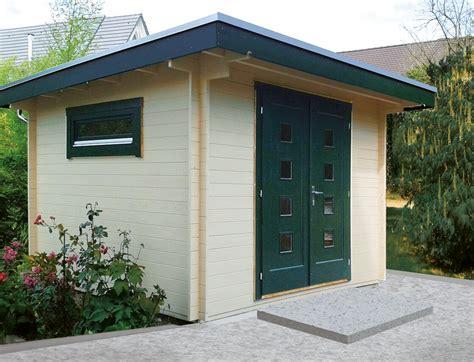 Moderne Gartenhäuser by Moderne Gartenh 228 User Kaupp Blockhaus