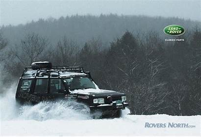 Rover Land Discovery Wallpapers Road Resolution Range