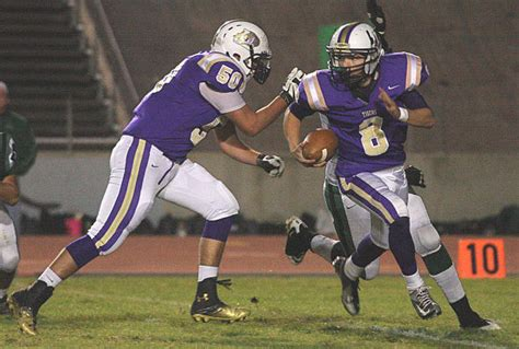 lemoore  el diamante football
