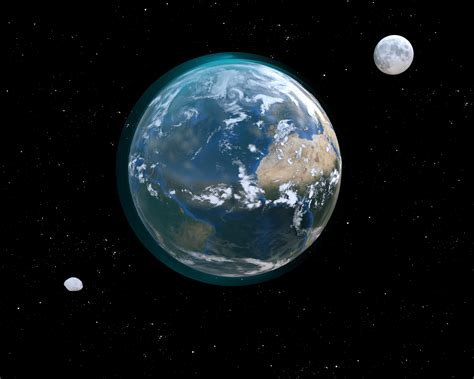Earth's Second Moon - Do We Have One?