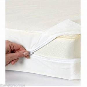 Bed bug mattress cover queen ebay for Bed bug mattress cover in stores