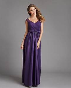 Allure 1355 Bridesmaid Dress. This striking full-length ...