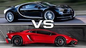 Lamborghini And Bugatti | Car Wallpaper HD