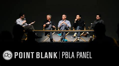 PBLA: The Business Behind The Music - Music Industry Panel ...