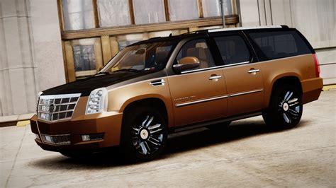 2012 Cadillac Escalade Esv Photos, Informations, Articles