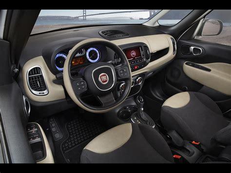 Fiat 500l Interior by 2014 Fiat 500l Interior 4 1280x960 Wallpaper