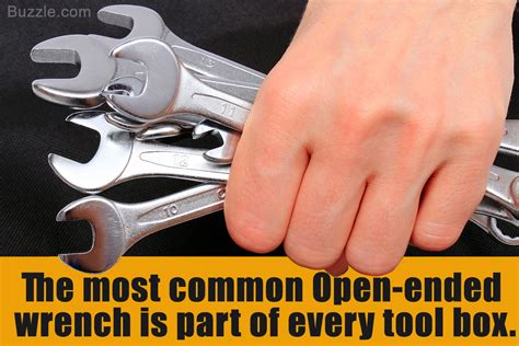 Different Types Of Wrenches And Their Uses With Pictures