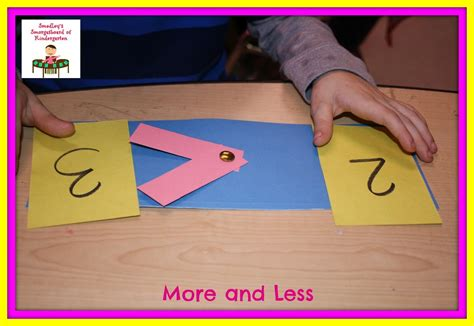 A Kindergarten Smorgasboard Of Greater Than And Less Than  The Kindergarten Smorgasboard
