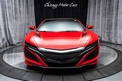 used 2017 acura nsx coupe msrp 201k full clear bra for