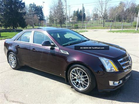 2008 Cadillac Cts Awd 2008 cadillac cts awd performance pkg sharp