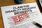 Claim For Disability Insurance Benefits