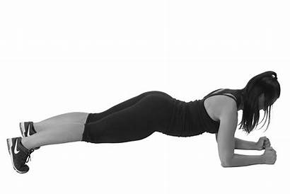 Plank Exercises Abs Workout Fitness Exercise Easy