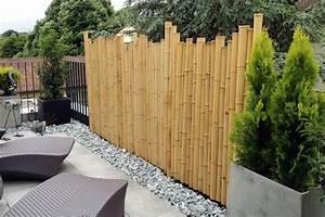 Bambou Pour Haie Brise Vue : brise vue balcon en quelques id es int ressantes brise ~ Premium-room.com Idées de Décoration