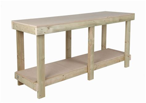 ft  work bench mm thick mdf top heavy
