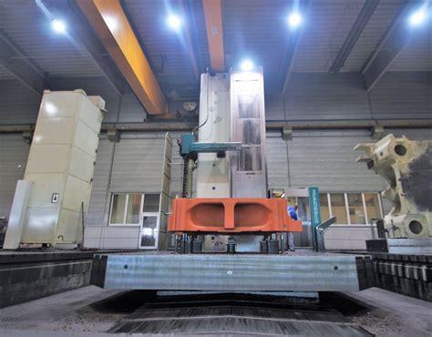 pama speedram  cnc ramfloor type horizontal boring milling machine shub machinery