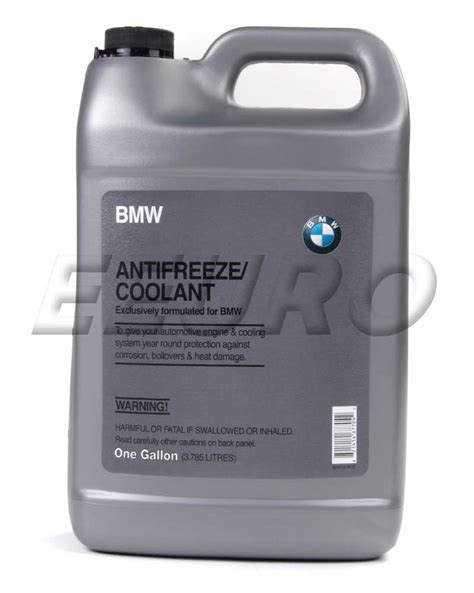 82141467704  Genuine Bmw  Engine Coolant Antifreeze (1