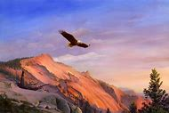 American Bald Eagle Painting