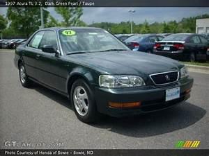 Dark Green Pearl - 1997 Acura Tl 3 2