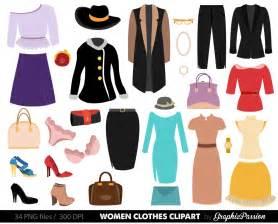 Fashion Clothes Clip Art