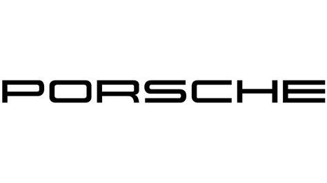 porsche logo porsche zeichen vektor bedeutendes logo
