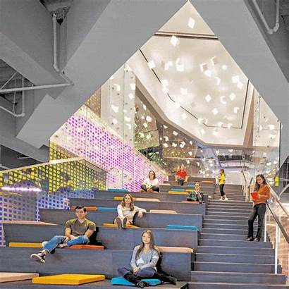 Trade Center Interior Wpp Hok Campus Designed