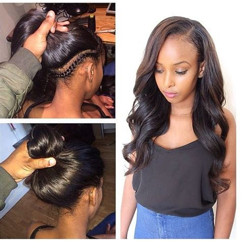 Sew In Weave Hairstyles Wave by 59 Best Braid Pattern Images On Weave Hair