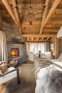 65, Cozy, Rustic, Bedroom, Design, Ideas