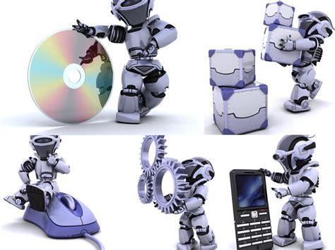 3d Robot Pictures Psd  Over Millions Vectors, Stock