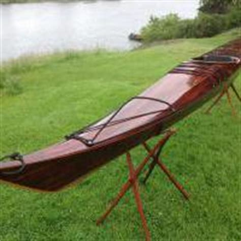 kayak deck rigging patterns standard petrel wooden kayaks and small boats by nick