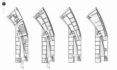 Kiasma Museum Holl Steven Contemporary Architects Plan