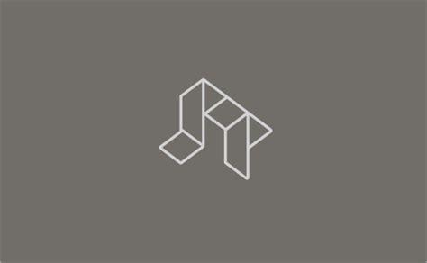 architectural identity st arquitetura logo designer