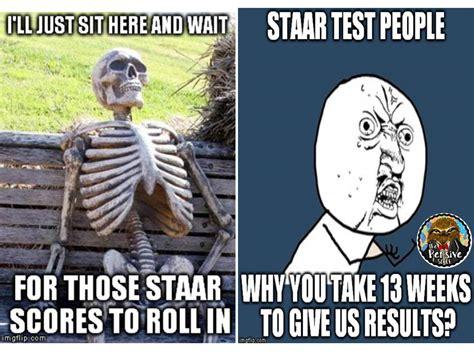 Staar Test Meme - teacher humor the pensive sloth