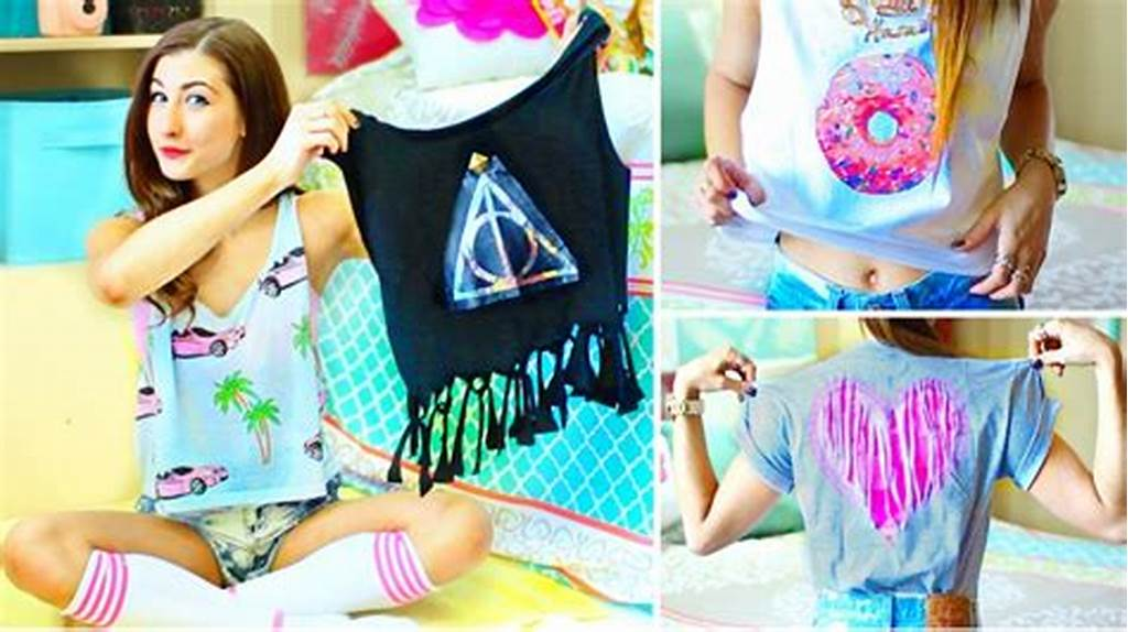 #Diy #Shirt #Ideas #Inspired #By #Tumblr