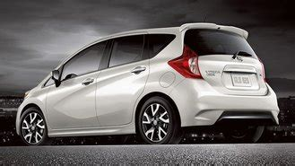 official nissan versa note discontinued carsdirect