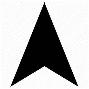 North Arrow Icon