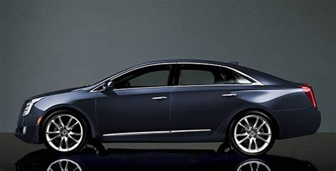cadillac xts review