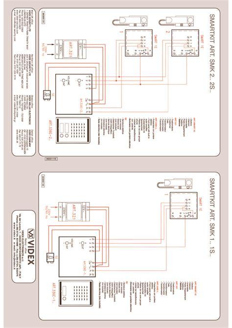Videx Installation Instructions