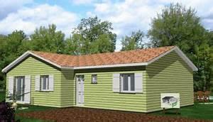 Maison écologique En Kit : maison eco bois maisons en bois cologiques et conomiques ~ Dode.kayakingforconservation.com Idées de Décoration